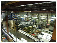 Industrial Precision Machining